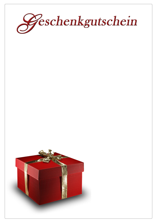 Charmant Geschenkgutschein Leere Vorlage Galerie - Bilder für das ...