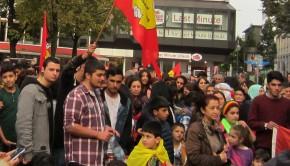 Demo Kobane 2