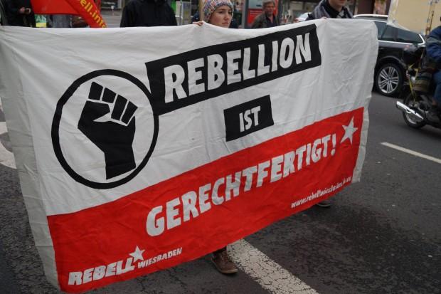 1. Mai Mainz 2015 REBELL Wiesbaden