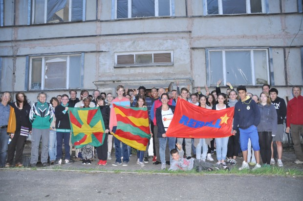 Sommercamp 2015 2