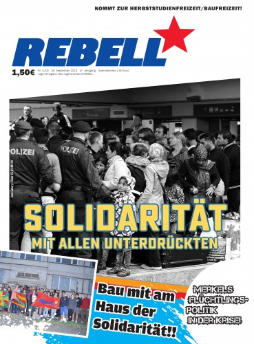 REBELL Magazin 4/2015