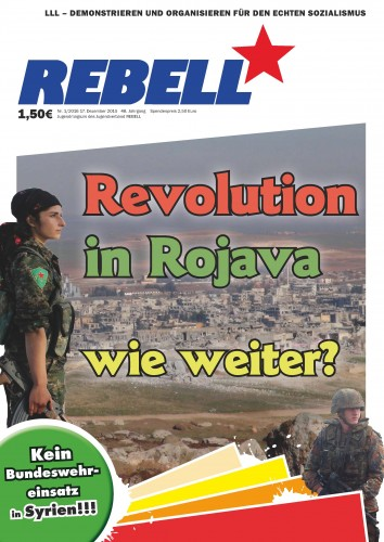 REBELL Magazin 1-2016