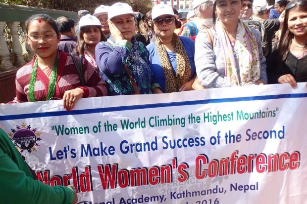 weltfrauenkonferenz nepal 3
