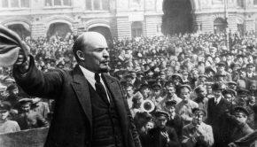 Lenin Oktoberrevolution