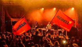 Rebellisches Musikfestival talco 1
