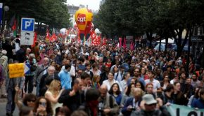 LoiTravail Protest