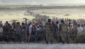 Refugees Fluchtursachen