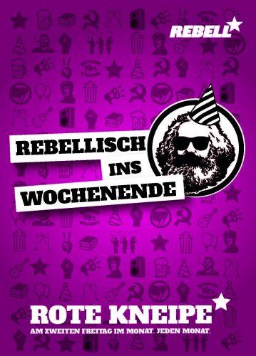 Rebellisch ins Wochenende Wiesbaden